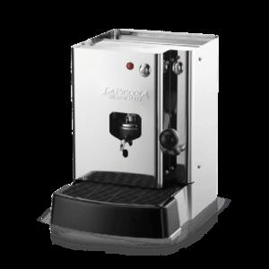 Sara Acciaio Classic Coffee Pod Machine