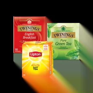 Twinnings Lipton tea